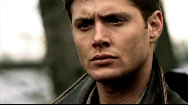 Jensen Ackles nell'episodio 'Una pistola dal passato' di Supernatural