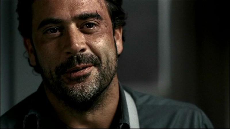 John, interpretato da Jeffrey Dean Morgan, dice addio ai suoi figli nell'episodio, 'In my time of dying' della serie Supernatura