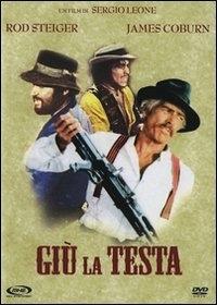 La copertina DVD di Giù la Testa