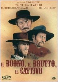 La copertina DVD di Il Buono Il Brutto Il Cattivo