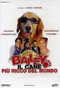 La locandina di Bailey