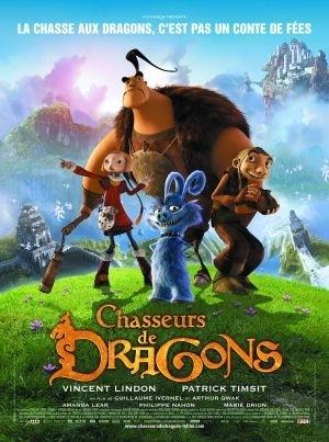 La locandina di Chasseurs de dragons