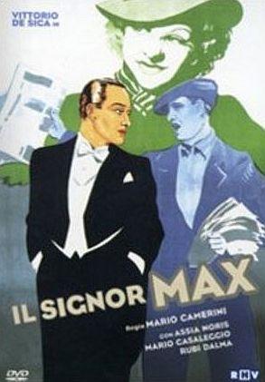 La locandina di Il signor Max