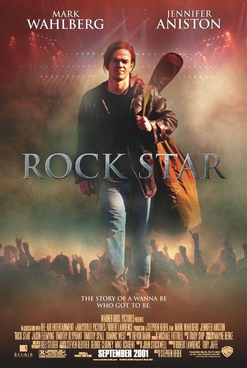 La locandina di Rock Star