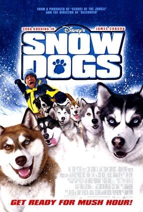 La locandina di Snow Dogs - 8 cani sotto zero