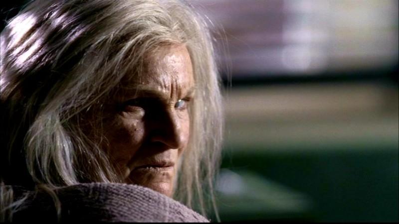 Mary Black in un episodio di Supernatural, 'Qualcosa di stregato'