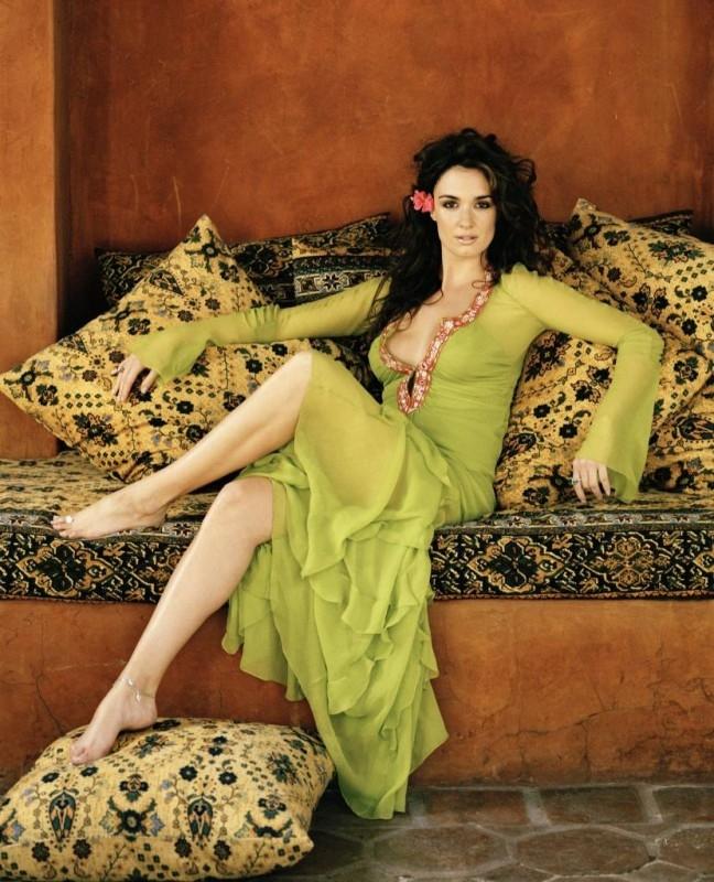 Una sensuale immagine di Paz Vega