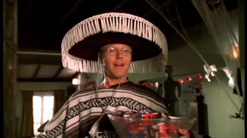 Anthony Head in una scena dell'episodio 'Il sapore del terrore' della quarta stagione di Buffy - L'ammazzavampiri