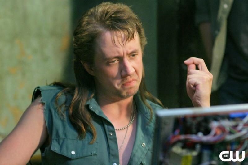 Chad Lindberg nel ruolo di Ash nell'episodio 'Simon said' della serie tv Supernatural