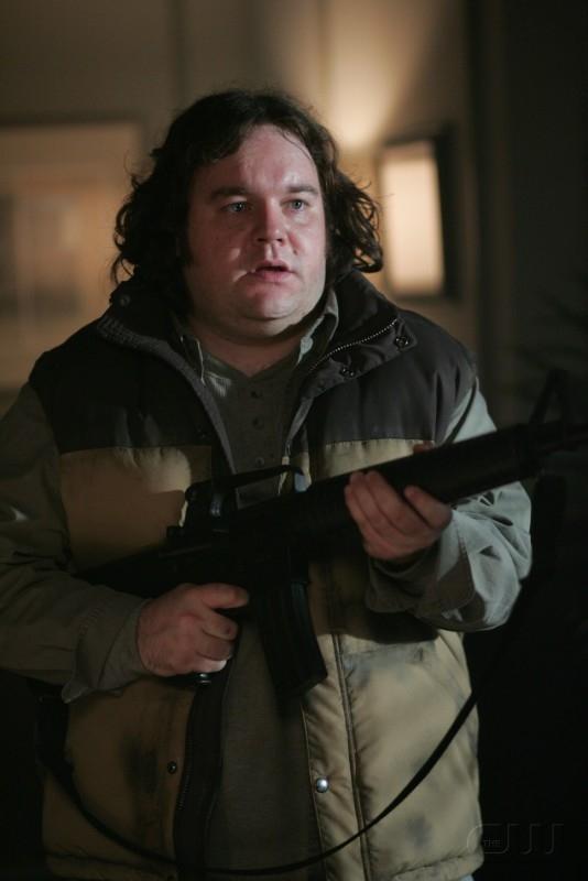 Chris Gauthier nel ruolo di Ronald Reznick nell'episodio 'Nightshifter' della serie Supernatural