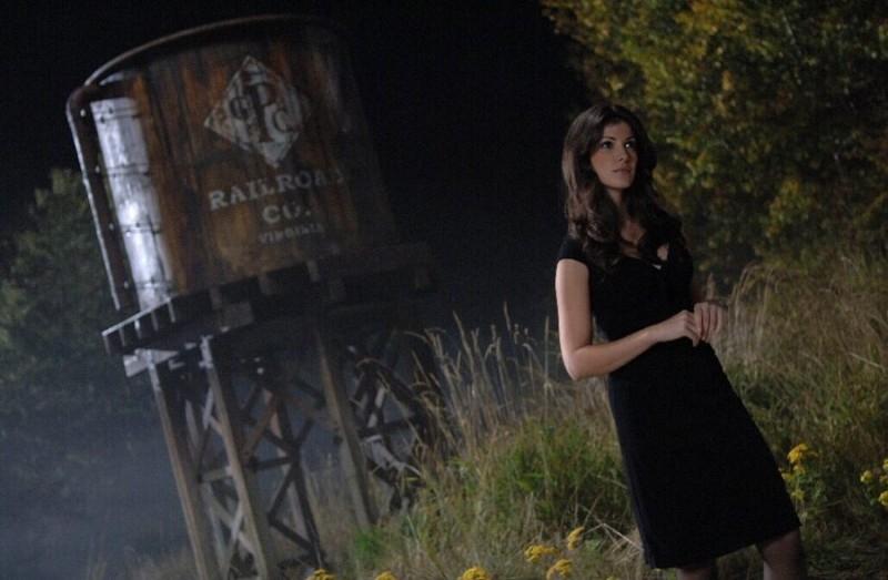 Christie Laing, interpreta un demone nell'episodio 'Crossroad Blues' della serie Supernatural