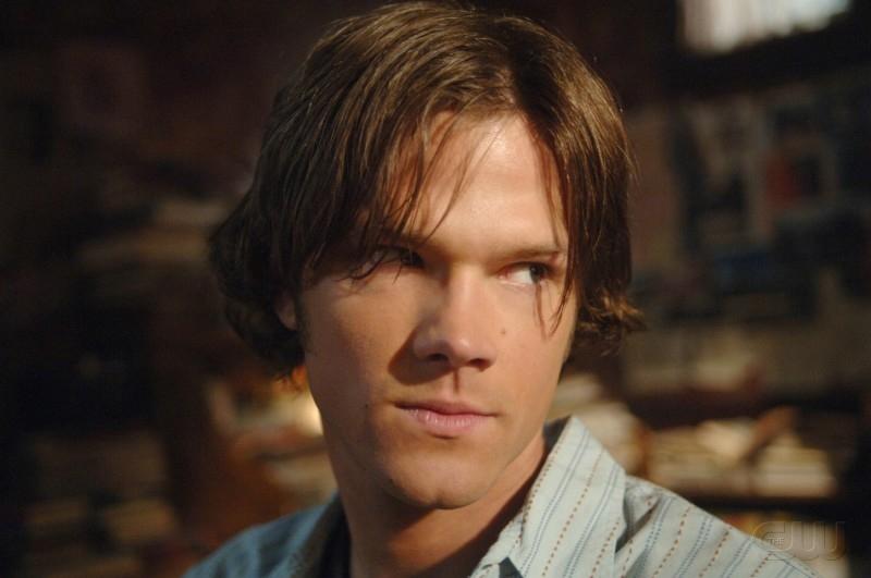 Jared Padalecki nel ruolo di Sam nell'episodio 'Born under a bad sign' della serie tv Supernatural