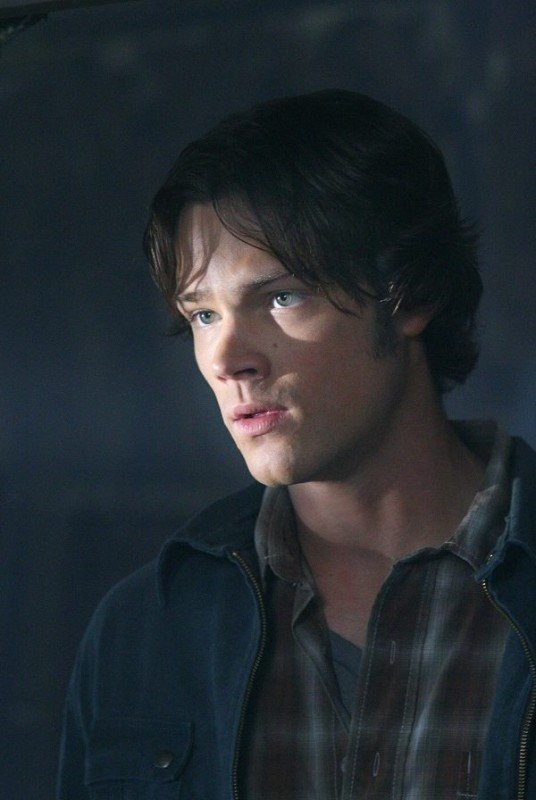 Jared Padalecki nel ruolo di Sam Winchester nell'episodio 'Braccati' della serie tv Supernatural