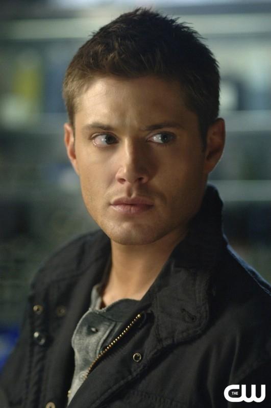Jensen Ackles nel ruolo di Dean nell'episodio 'Croatoan' della serie Supernatural