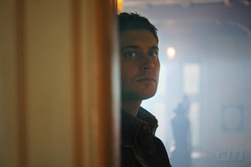 Jensen Ackles nel ruolo di Dean nell'episodio 'Playthings' della serie Supernatural