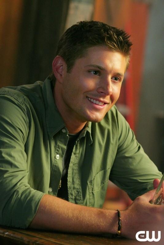 Jensen Ackles nel ruolo di Dean nell'episodio 'Simon said' di Supernatural