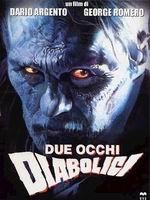 La copertina DVD di Due occhi diabolici