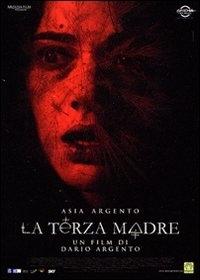 La copertina DVD di La terza madre