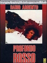 La copertina DVD di Profondo Rosso - Edizione Speciale ad alta definizione