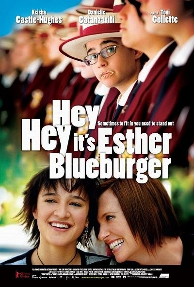 La locandina di Hey Hey It's Esther Blueburger