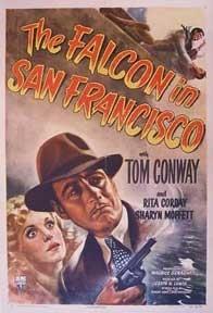 La locandina di Il Falco a San Francisco
