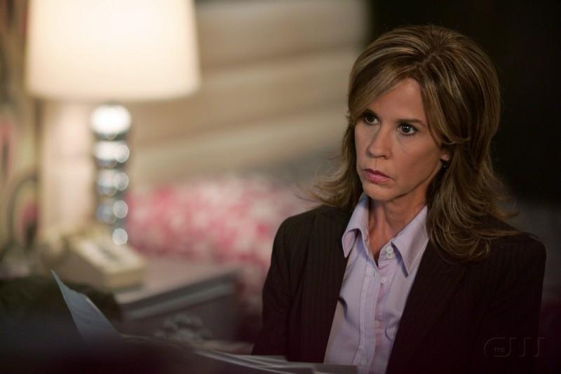 la star de 'L'esorcista', Linda Blair nell'episodio 'The usual suspects' della serie tv Supernatural