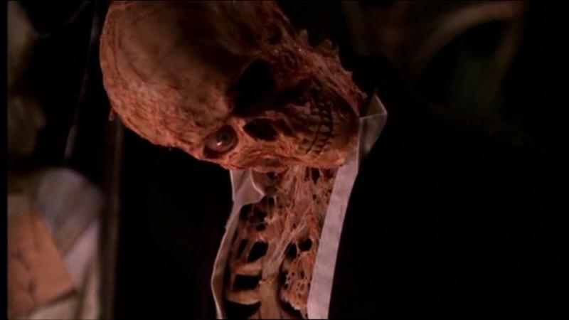 Un'immagine dall'episodio 'Il sapore del terrore' della quarta stagione di Buffy - L'ammazzavampiri