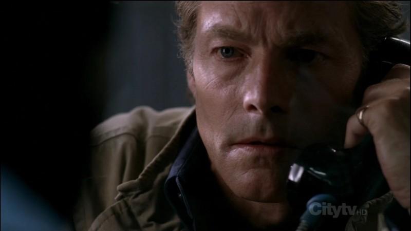 Michael Massee nel ruolo di Kubric, un cacciatore di demoni, nell'episodio 'Bad Day at Black Rock' della serie Supernatural