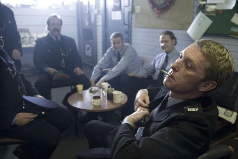 Una scena del film Hunger, ispirato alla storia di Bobby Sands