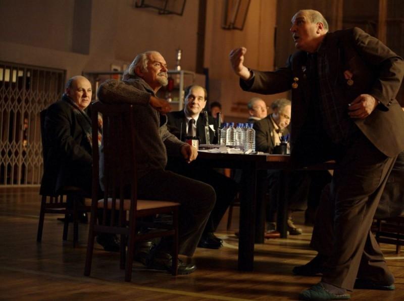 I giurati di 12 in una scena del film