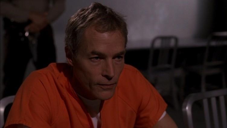 Michael Massee interpreta il serial killer nel braccio della morte Jacob Dawes, nell'episodio 'Riding the Lightning' della serie Criminal Minds