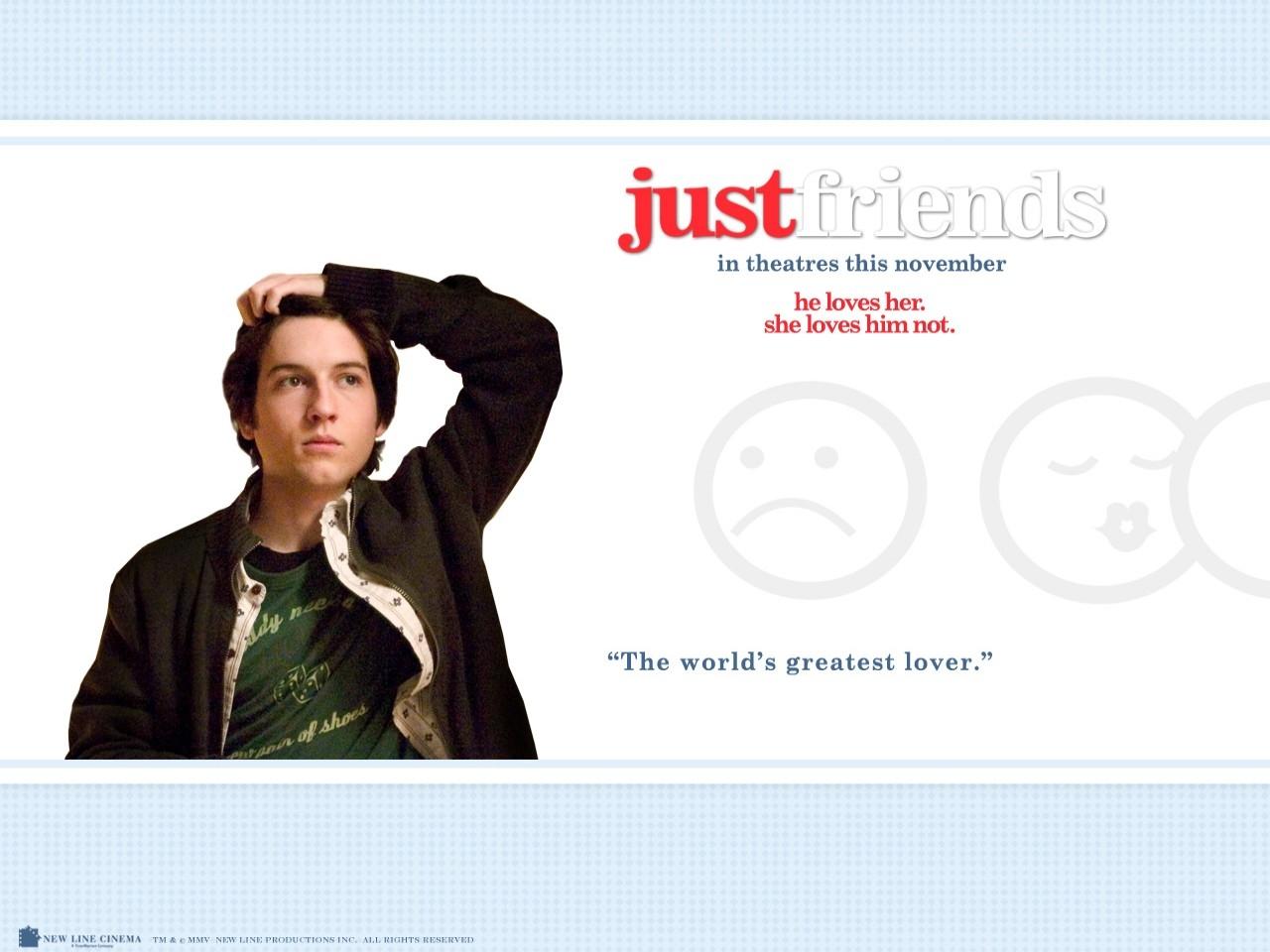 Wallpaper del film Just Friends con Chris Marquette