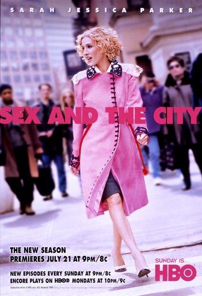 La locandina di Sex and the City
