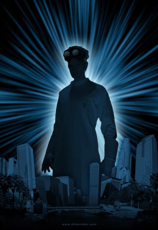 La locandina di Doctor Horrible's Sing-Along Blog
