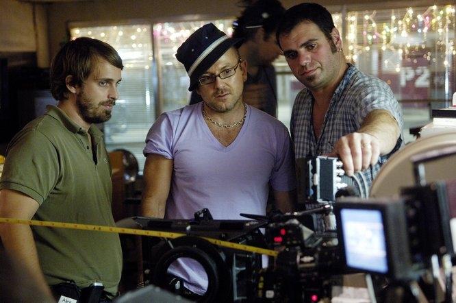 Franck Khalfoun sul set del film -2: Livello del terrore (P2)