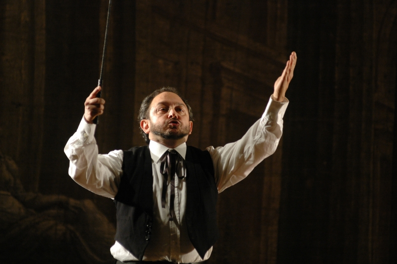 Orfeo Orlando in scena a teatro