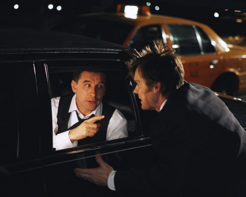 William Baldwin e Peter Krause in Dirty Sexy Money