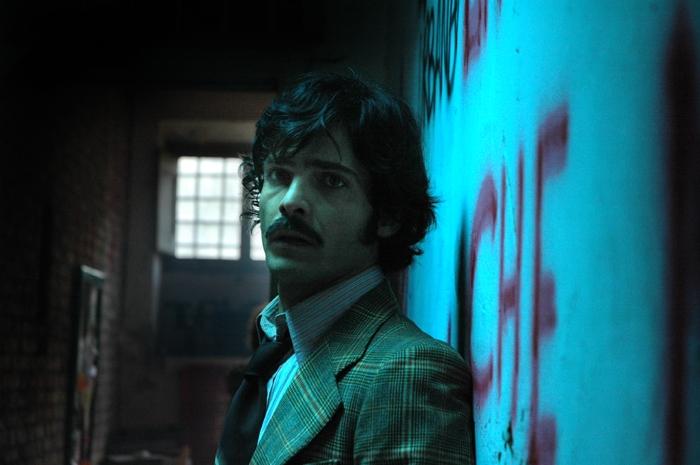Marco Bocci in un'immagine di Romanzo Criminale - La serie