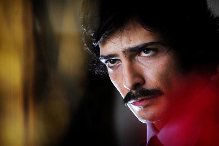 Marco Bocci in una scena di Romanzo Criminale - La serie