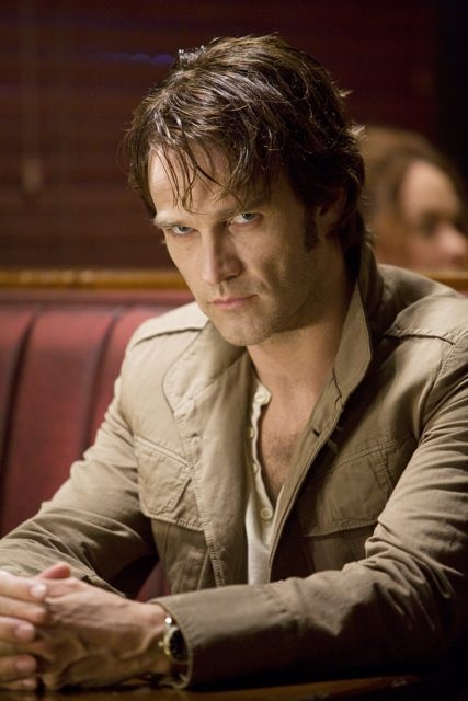 Stephen Moyer è Bill Compton in True Blood