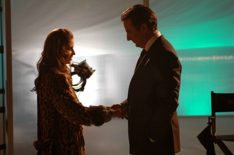 Sarah Michelle Gellar e Andy Garcia in una scena del film The Air I Breathe