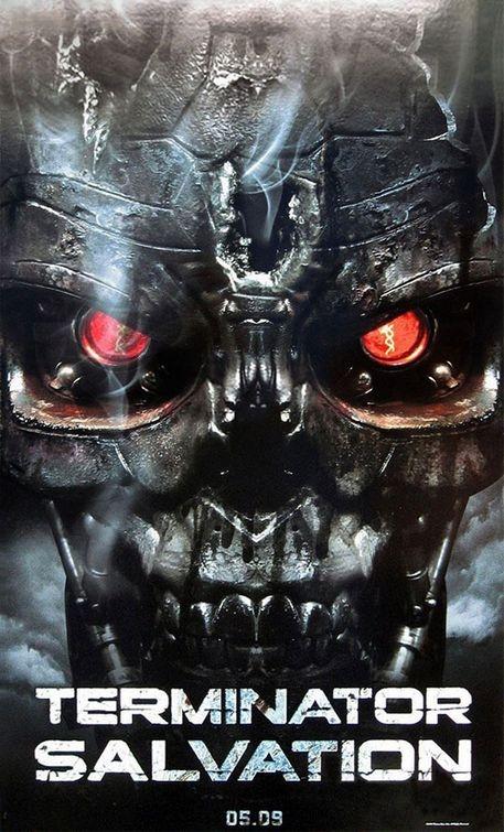 La locandina di Terminator Salvation
