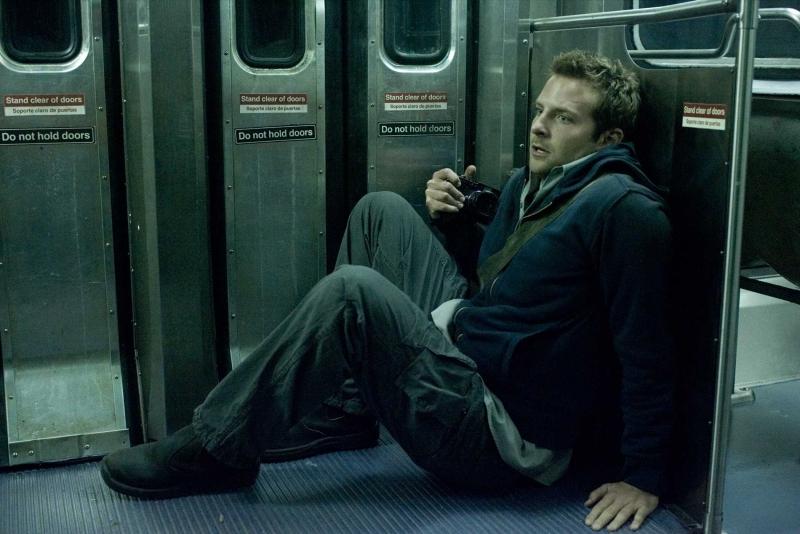 Bradley Cooper in una scena del film The Midnight Meat Train