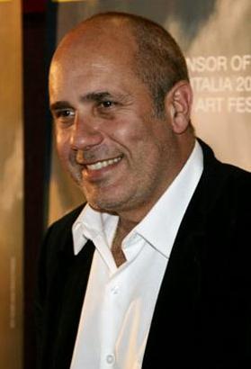 Lo scrittore e regista Federico Moccia