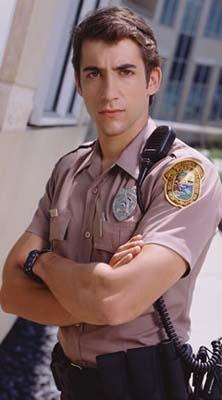 Jonathan Togo in un'immagine promozionale del serial CSI Miami