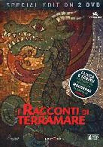 La copertina di I racconti di Terramare - Edizione Speciale (dvd)