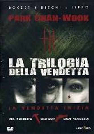La copertina di La Trilogia della Vendetta (dvd)