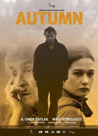 La locandina di Autumn