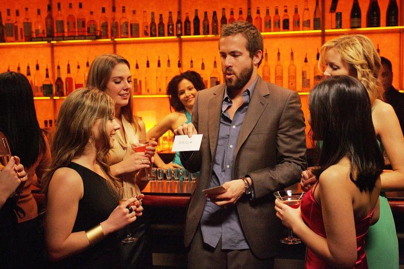 Ryan Reynolds, protagonista di Chaos Theory