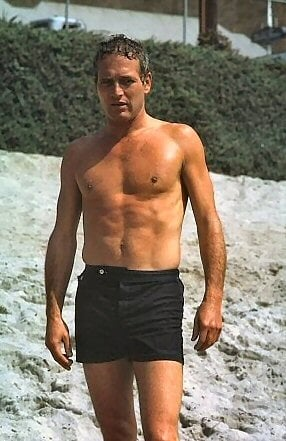 Una splendida immagine di Paul Newman